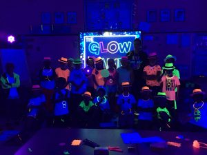 Glow Games Decor